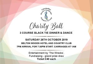 Charity Ball 2019 @ Belton Woods Hotel & Country Club